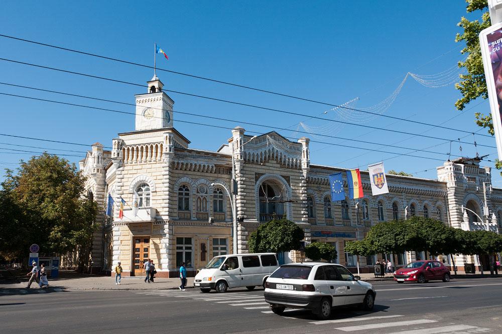 Проклятый город Кишинев