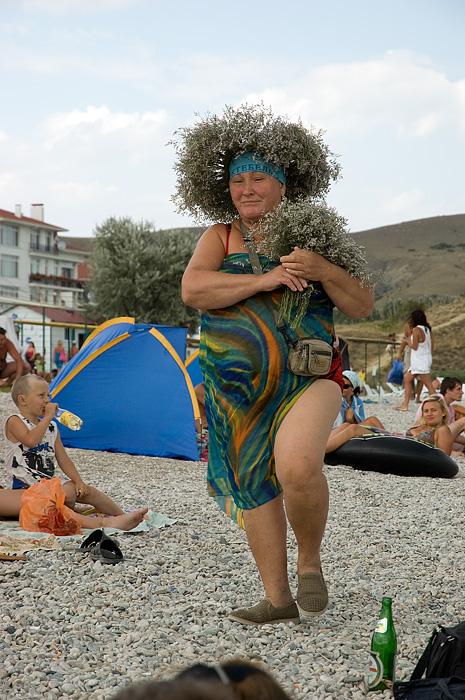 Крым, Коктебель - июль 2011 года (8)