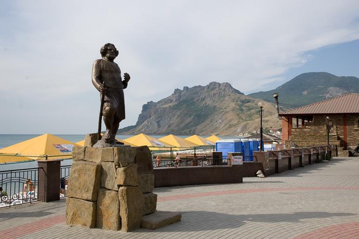 Крым, Коктебель - июль 2011 года (4)