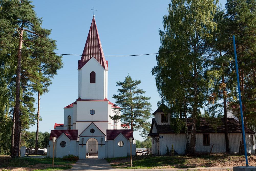 Новополоцк в Белоруссии