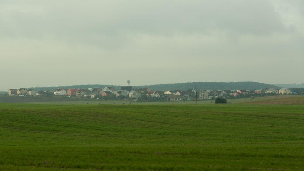 Первые впечатления о Беларуси