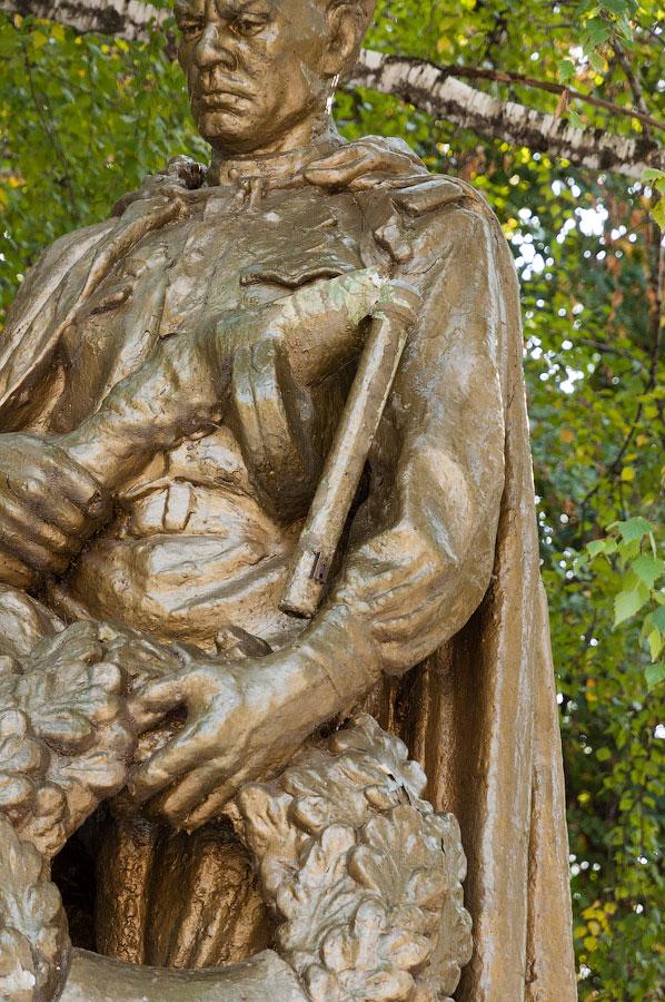 памятник Неизвестному Солдату в Тирасполе