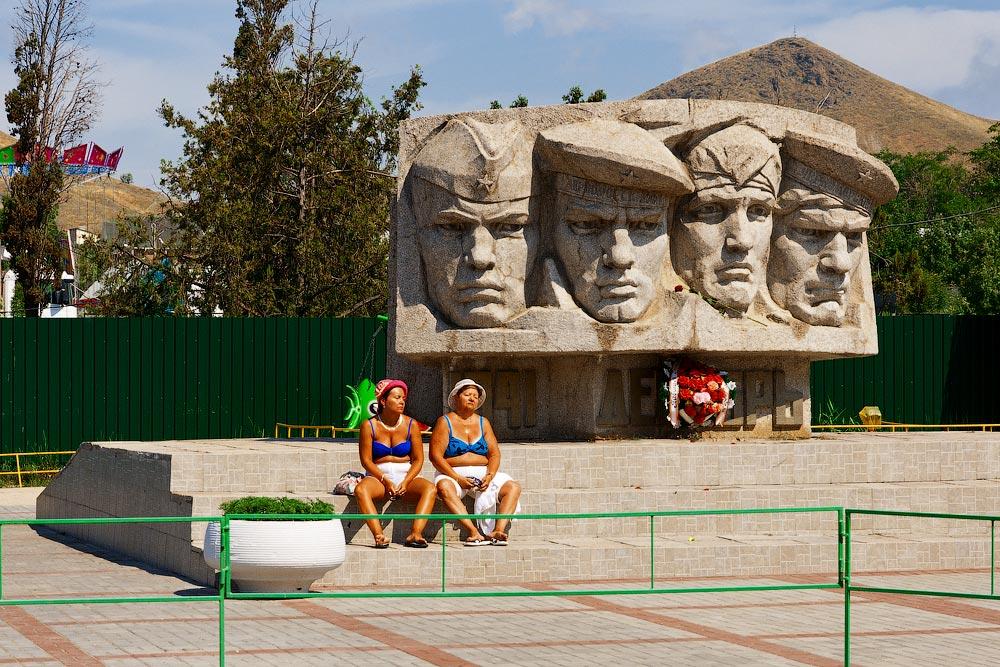 Крым, Коктебель - июль 2011 года (20)