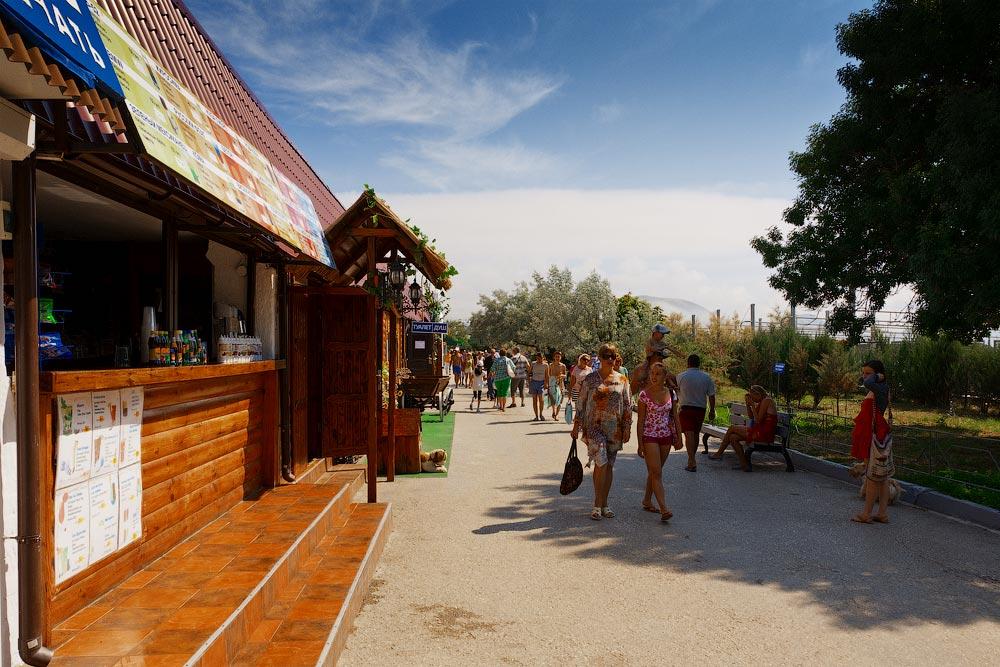 Крым, Коктебель - июль 2011 года (19)