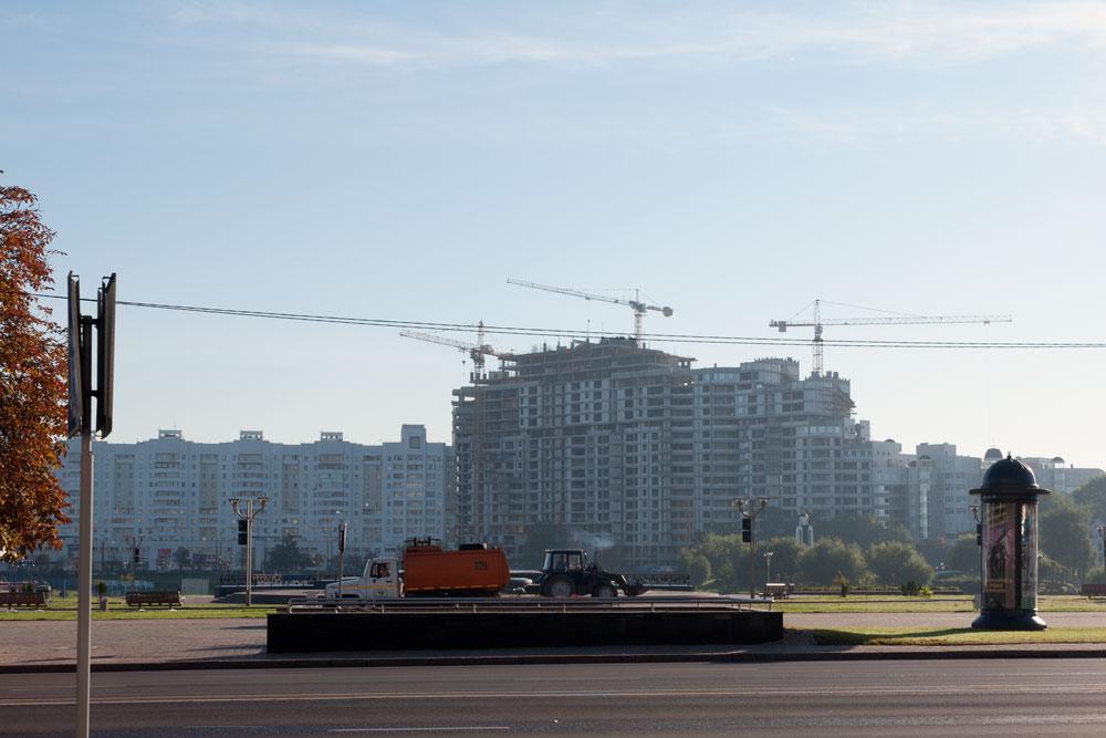 Столица Беларуси, город-герой Минск (4)