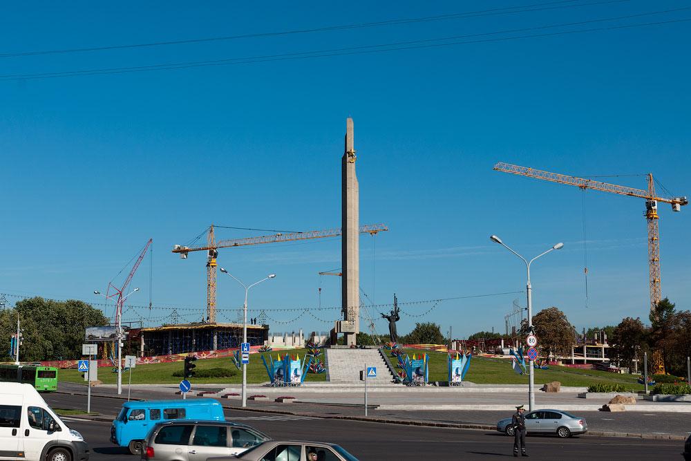 Столица Беларуси, город-герой Минск (10)