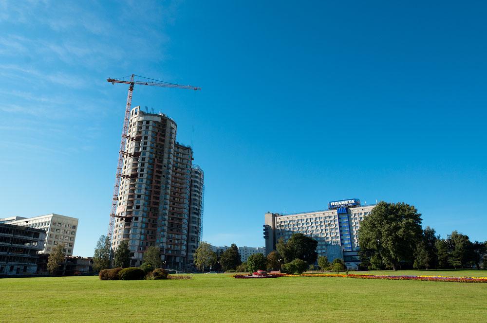 Столица Беларуси, город-герой Минск (11)
