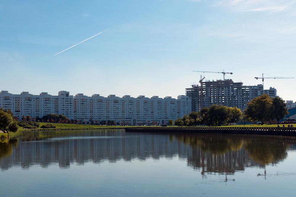 Столица Беларуси, город-герой Минск (14)