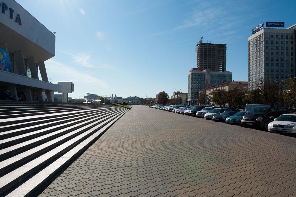 Столица Беларуси, город-герой Минск (15)