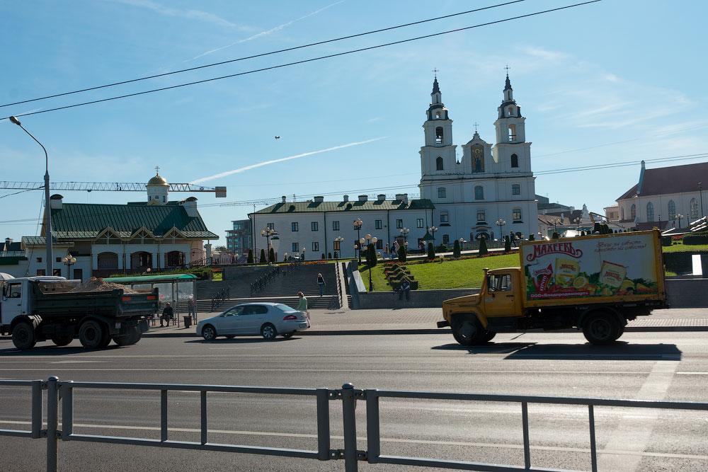 Столица Беларуси, город-герой Минск (19)
