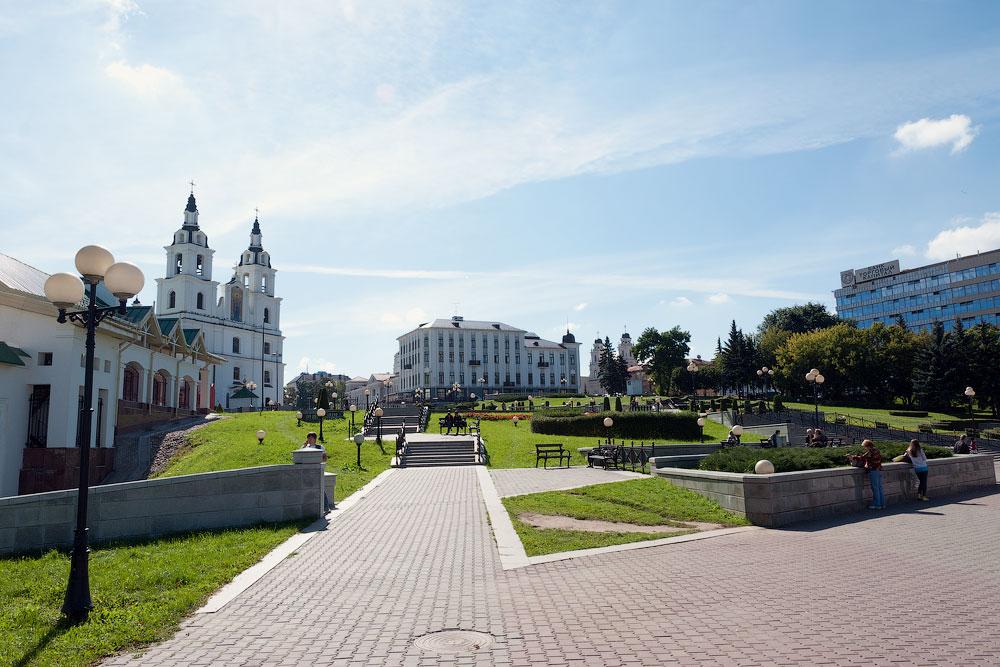 Столица Беларуси, город-герой Минск (31)