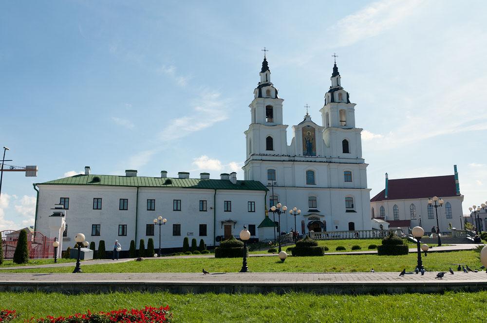 Столица Беларуси, город-герой Минск (33)
