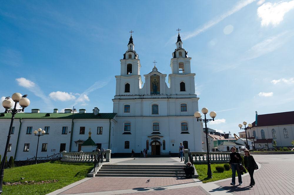 Столица Беларуси, город-герой Минск (35)