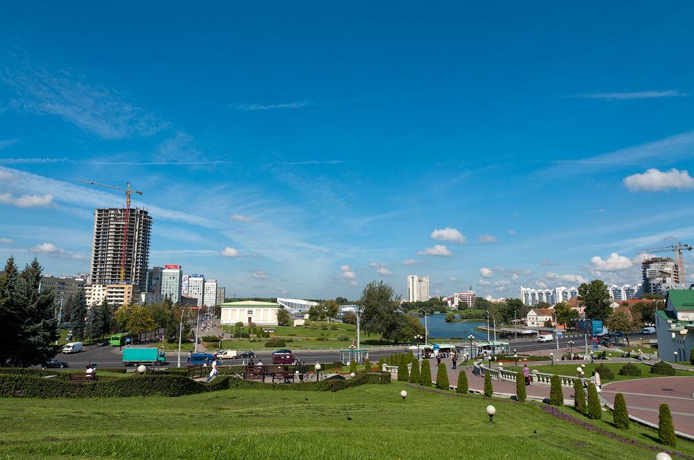 Столица Беларуси, город-герой Минск (37)