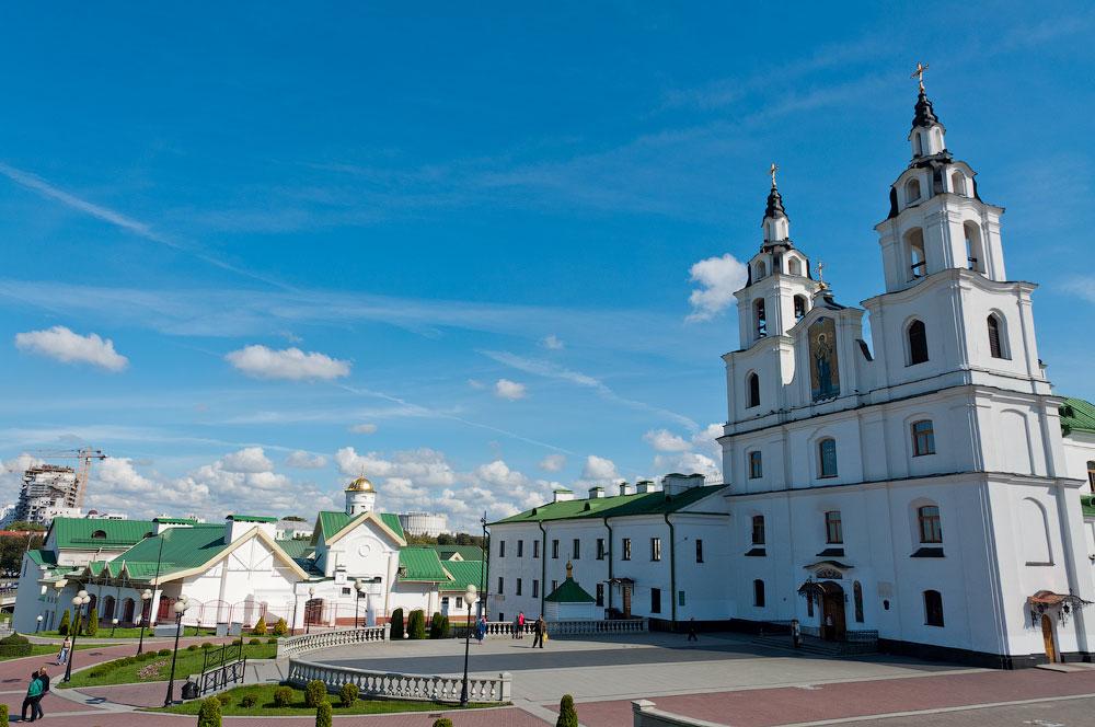 Столица Беларуси, город-герой Минск (38)