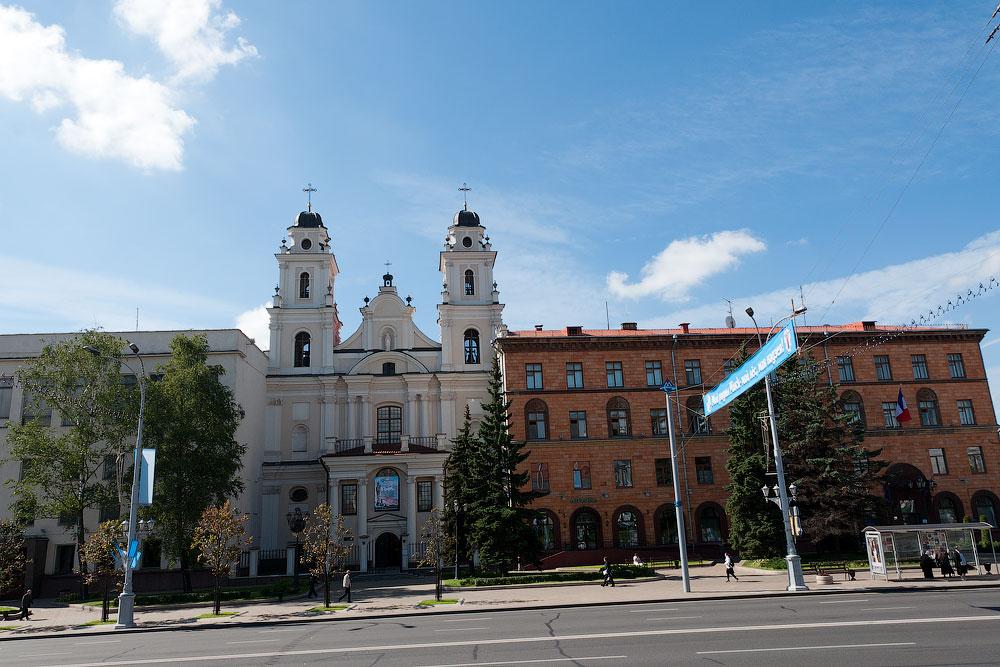 Столица Беларуси, город-герой Минск (40)