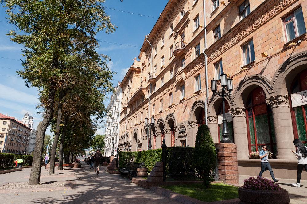 Столица Беларуси, город-герой Минск (45)