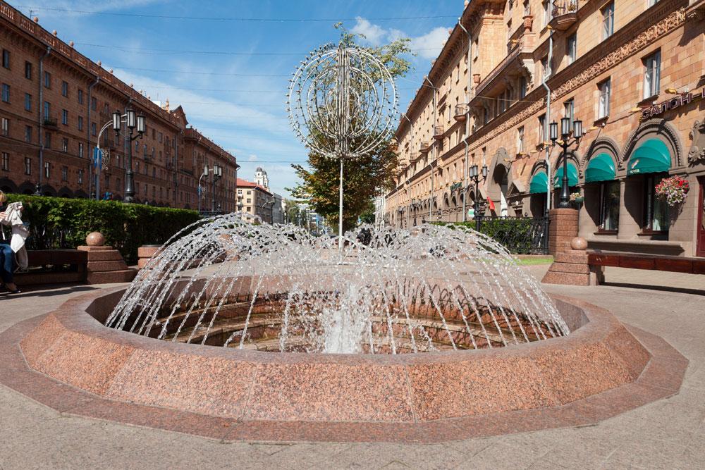 Столица Беларуси, город-герой Минск (47)