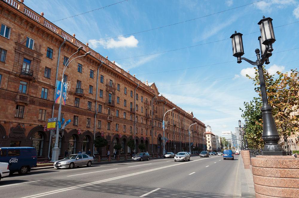 Столица Беларуси, город-герой Минск (48)