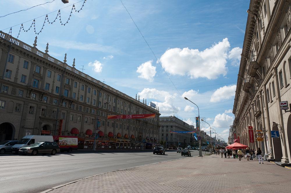 Столица Беларуси, город-герой Минск (49)