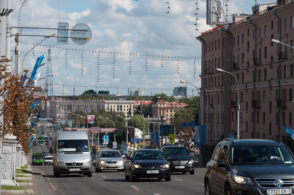 Столица Беларуси, город-герой Минск (54)