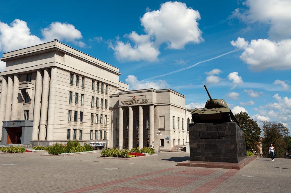 Столица Беларуси, город-герой Минск (56)