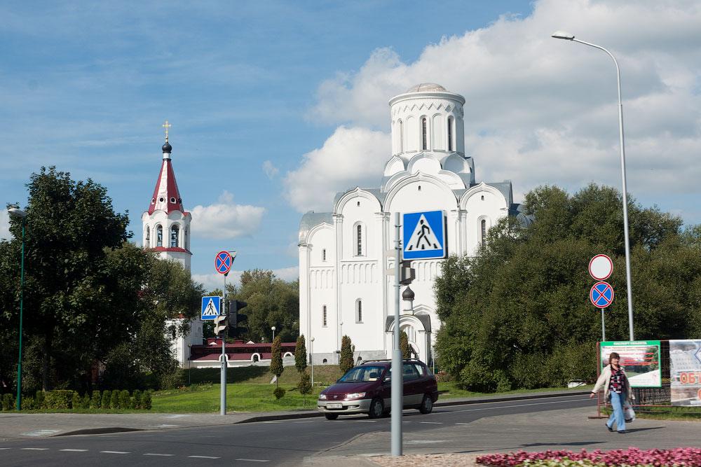 Столица Беларуси, город-герой Минск (65)