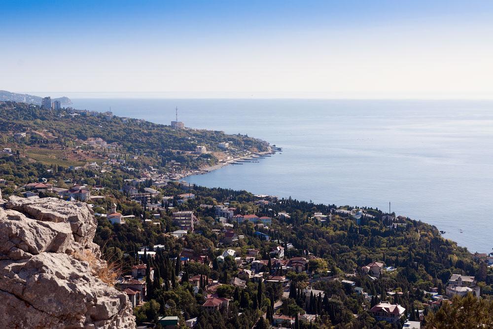 Крым, Ялта, Форос - сентябрь 2011 года (10)