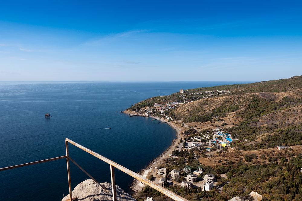 Крым, Ялта, Форос - сентябрь 2011 года (9)