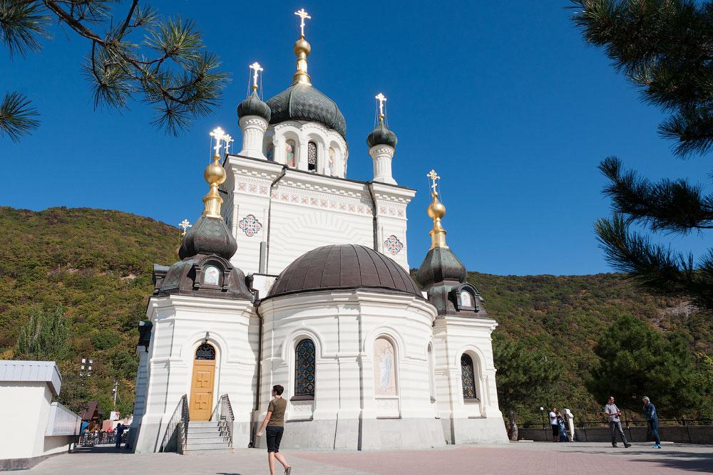 Крым, Ялта, Форос - сентябрь 2011 года (8)