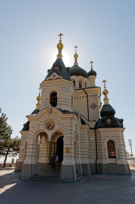 Крым, Ялта, Форос - сентябрь 2011 года (6)