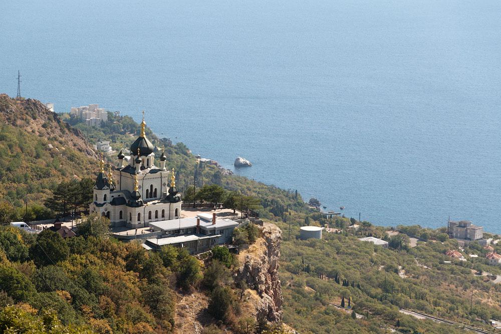Крым, Ялта, Форос - сентябрь 2011 года (4)
