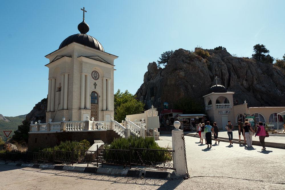 Крым, Ялта, Форос - сентябрь 2011 года (3)