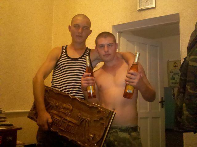 Солдаты Приднестровья
