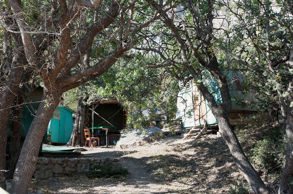 Крым, бухта Ласпи, мыс Айя, урочище Батилиман (19)