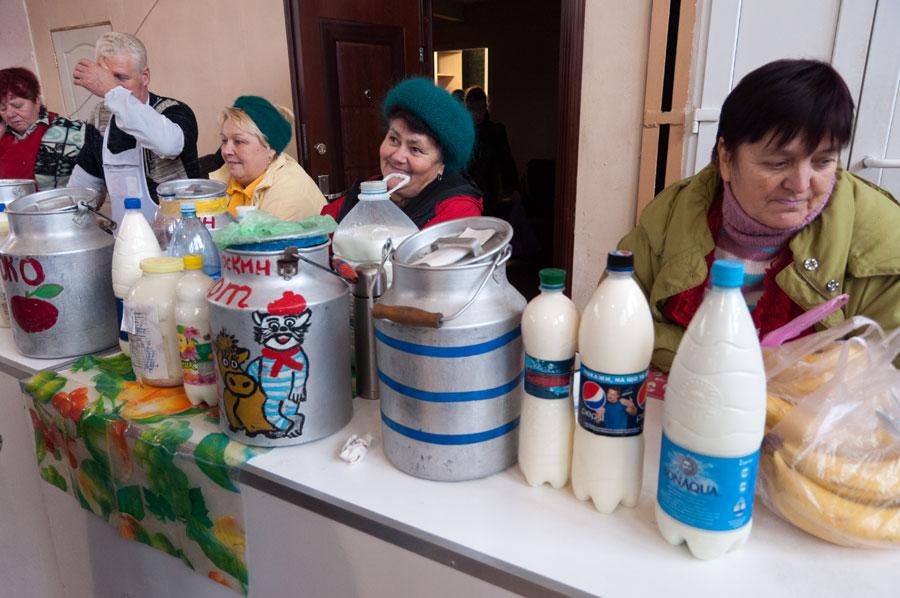 Новогодняя прогулка по Одессе - 31 декабря 2011 года (5)