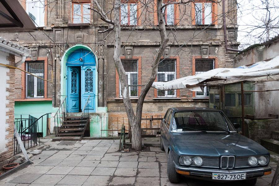 Новогодняя прогулка по Одессе - 31 декабря 2011 года (11)