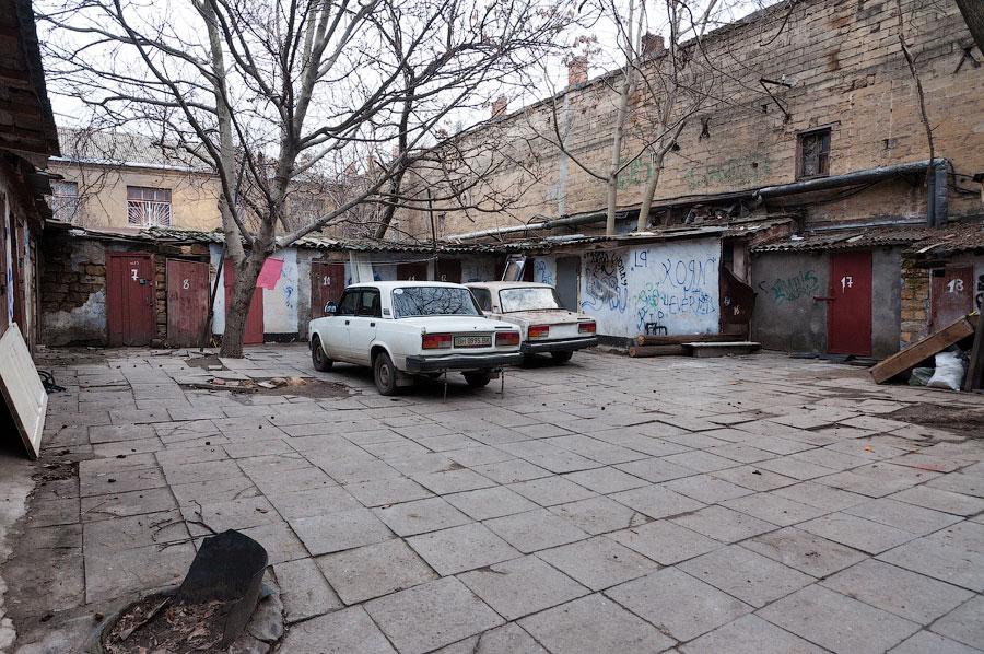 Новогодняя прогулка по Одессе - 31 декабря 2011 года (12)