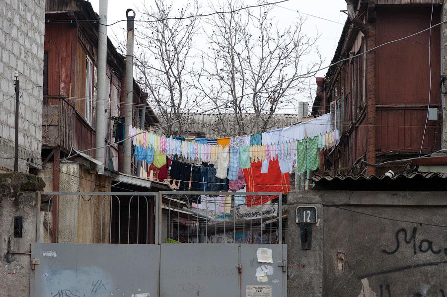 Новогодняя прогулка по Одессе - 31 декабря 2011 года (16)