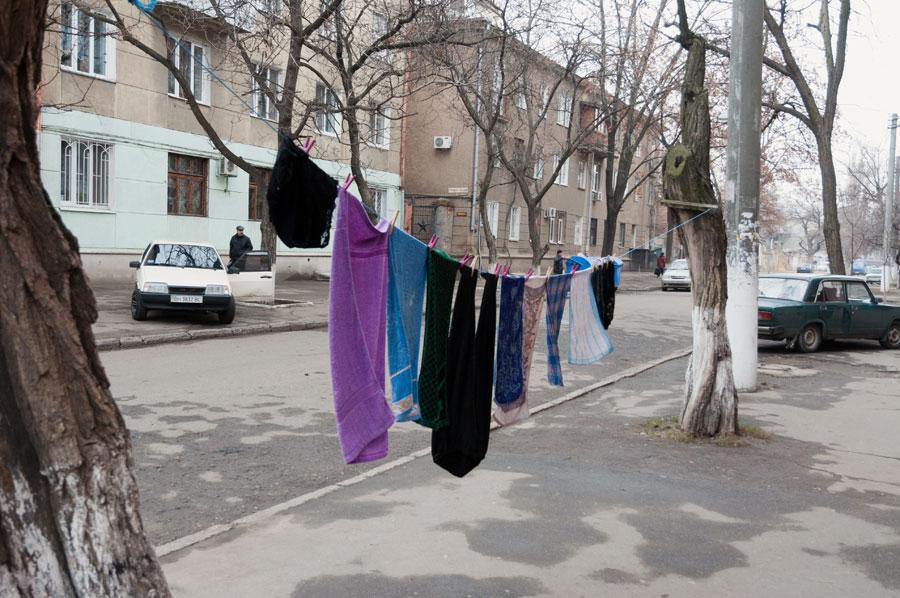 Новогодняя прогулка по Одессе - 31 декабря 2011 года (17)