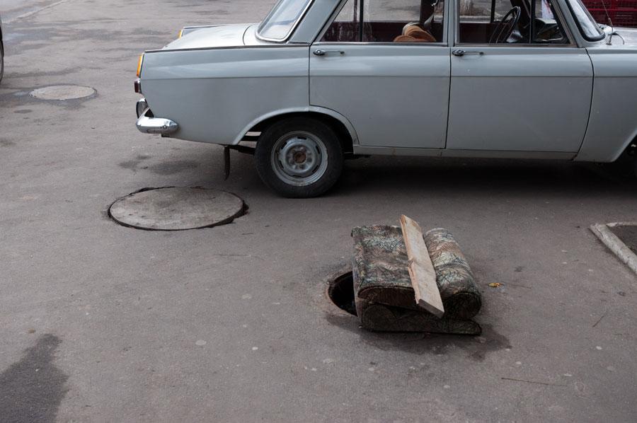 Новогодняя прогулка по Одессе - 31 декабря 2011 года (20)