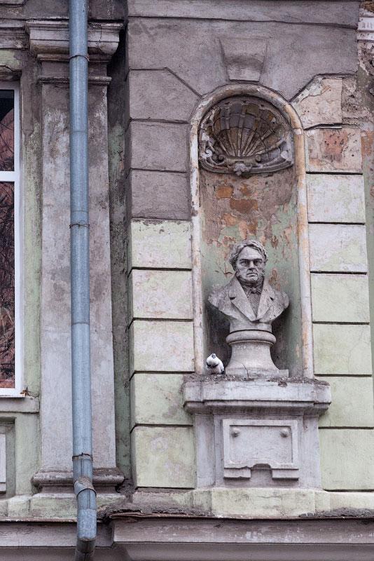 Новогодняя прогулка по Одессе - 31 декабря 2011 года (24)