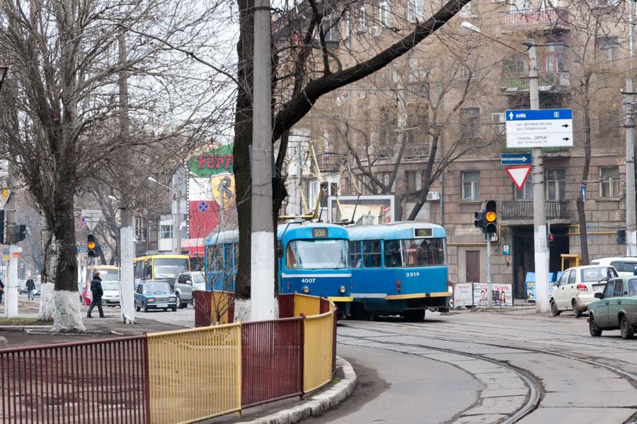 Новогодняя прогулка по Одессе - 31 декабря 2011 года (25)