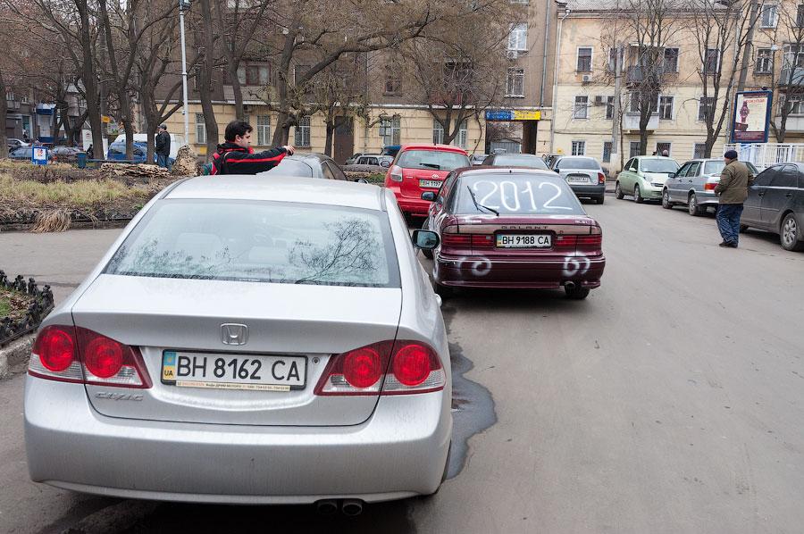 Новогодняя прогулка по Одессе - 31 декабря 2011 года (29)