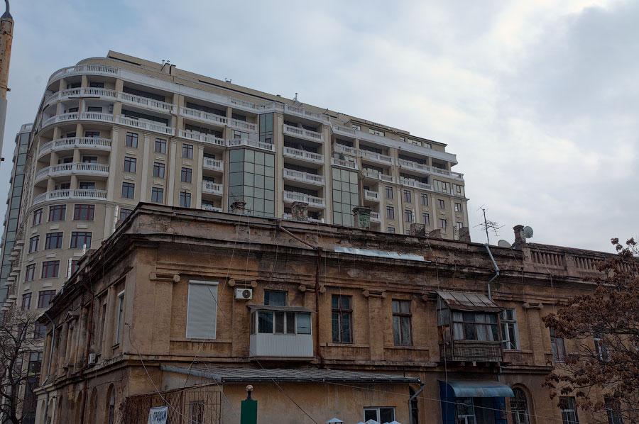 Новогодняя прогулка по Одессе - 31 декабря 2011 года (33)