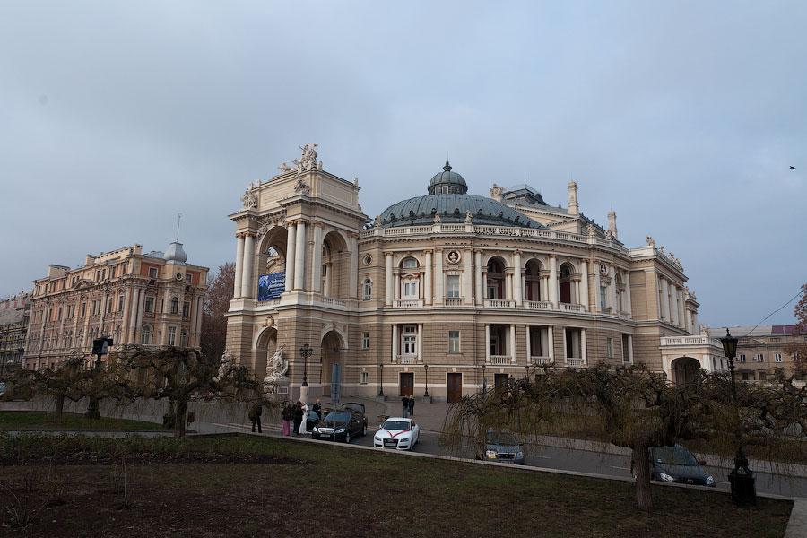 Новогодняя прогулка по Одессе - 31 декабря 2011 года (34)