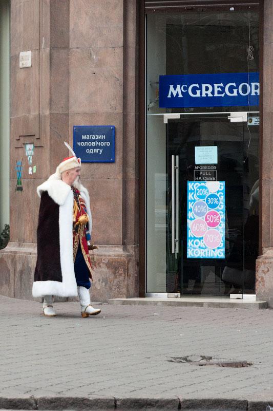 Новогодняя прогулка по Одессе - 31 декабря 2011 года (36)