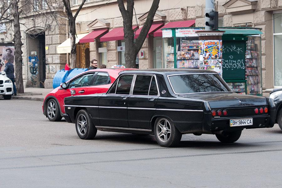 Новогодняя прогулка по Одессе - 31 декабря 2011 года (38)
