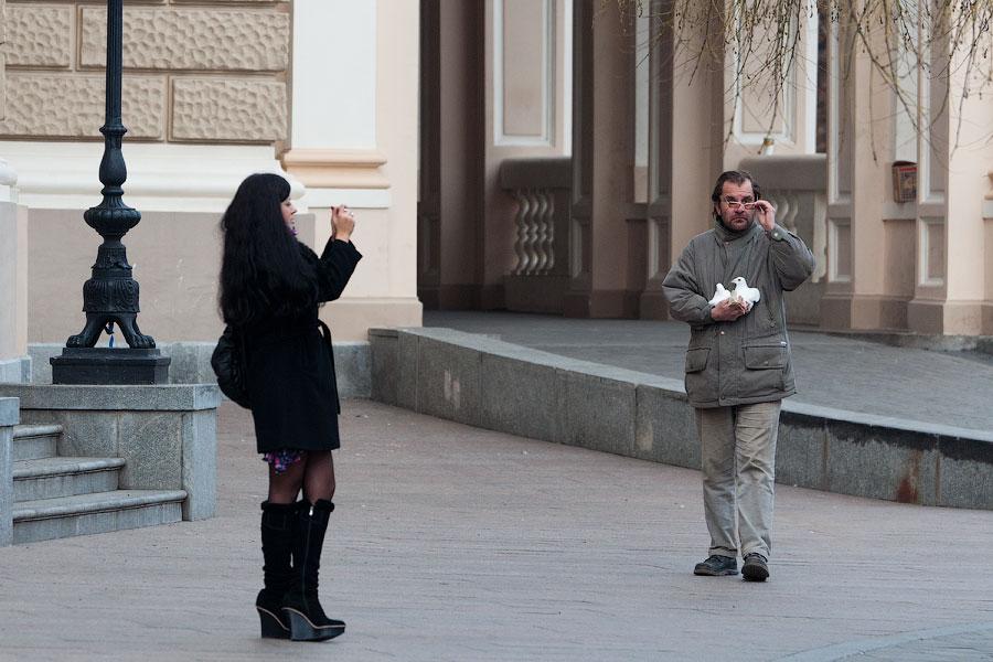 Новогодняя прогулка по Одессе - 31 декабря 2011 года (41)