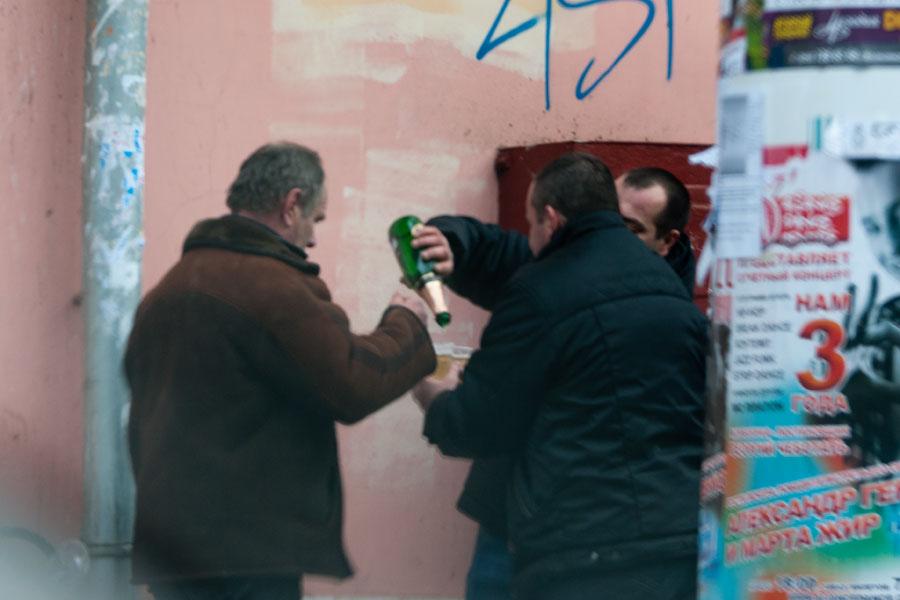 Новогодняя прогулка по Одессе - 31 декабря 2011 года (42)
